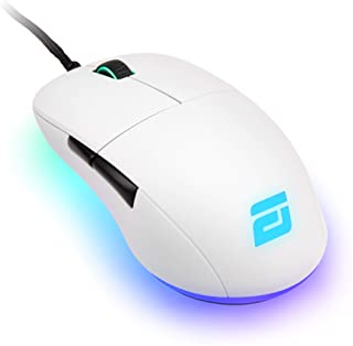 ENDGAME GEAR XM1 RGB Gaming Mouse - PMW3389 Sensor - RGB Mouse Lighting 50 to 16,000 CPI - Mouse with Side Buttons 60M Swi...