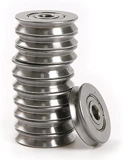 Best ball bearing wheels small Reviews