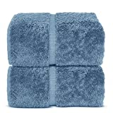 Indulge Linen 100% Cotton Premium Turkish Highly Absorbent Towels