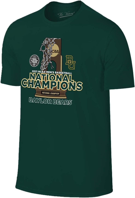 Campus Save money Colors 2021 wholesale Adult Baylor The National Trophy Hoist Bears