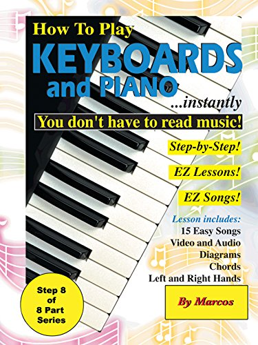 How To Play Keyboards and Piano Instantly [OV]