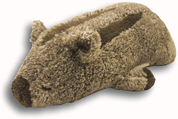 Livheart Wild Boar Fluffy Animals Pillow Plush Famous Dark Brown Inoshishi Uriri Size M 21 X10 X6 Japan Import 58626 13 Huggable Warm Super Soft Stuffed