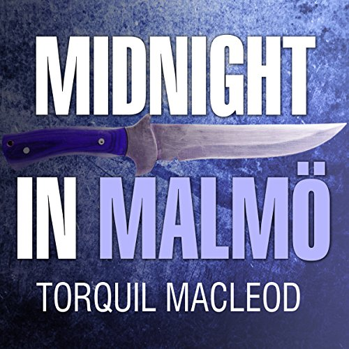 Midnight in Malmö audiobook cover art