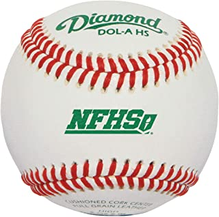 Diamond DOL-A NFHS Official League Baseball (Dozen)