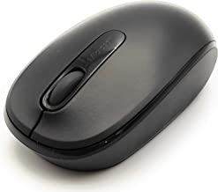 Microsoft 1850 RF Wireless Optical 1000DPI Ambidextrous Black mice