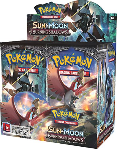 Pokemon TCG: Sun & Moon Burning Shadows Sealed Booster Box