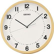 Seiko Beige Wall Clock Diameter 29.5 cm