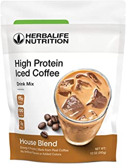 Nutritious Protein Drink Iced Coffee 350g / 12oz House Blend