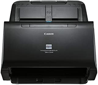 Canon 0651C002 imageFORMULA DR-C240 Office Document Scanner