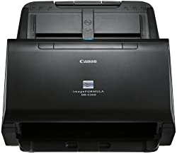Canon DR-C240 Document Scanner Black and White 45 ppm (0651C002)