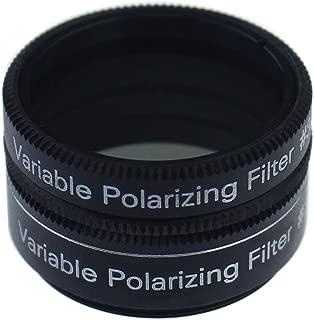 Solomark 1.25 Inch Telescope Variable Polarizing Filter