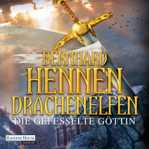 Die gefesselte Göttin audiobook cover art