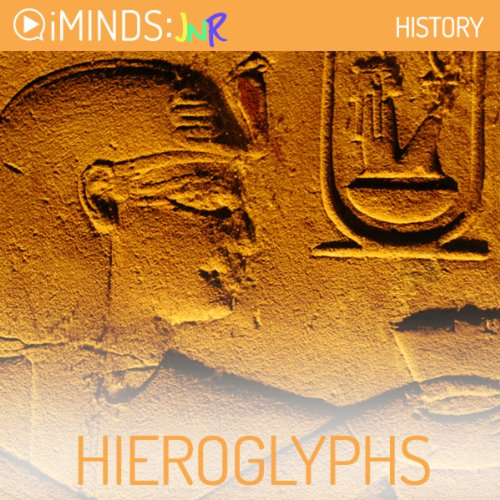 Hieroglyphs audiobook cover art