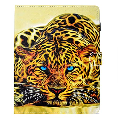 JIan Ying Case for Samsung Galaxy Tab E 9.6' SM-T560 SM-T561 Slim Lightweight Protective Cover Lion