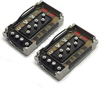 2 CDI Switch Box 90//115//150//200 Mercury Outboard Motor 332-7778A12 332-7778A9 332-7778A6 332-7778A3 Switchbox EMS Global Direct TWO