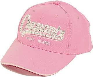 Chamonix Mont-Blanc Women's Cap - Pink