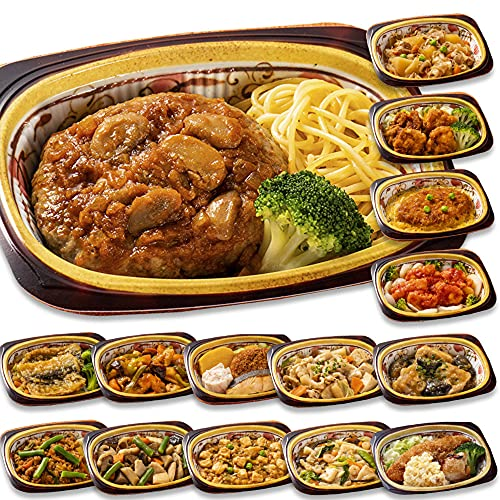 冷凍弁当 冷凍 おかず 弁当 15食セット ぬくもり一菜 惣菜 冷凍食品 簡単 お弁当 常備食