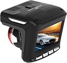 $66 » Portable GPS Detector 2 in 1 Car DVR Camera Anti Radar Detector FHD Dash Cam Radar Detector Rearview Mirror Tachograph Rev...