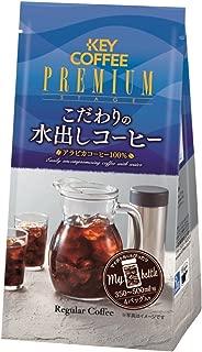 キーコーヒー PREMIUM STAGE (プレミアムステージ) こだわりの水出しコーヒー 4袋入×6袋