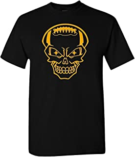 Xtreme Pittsburgh Skull Fan Shirt