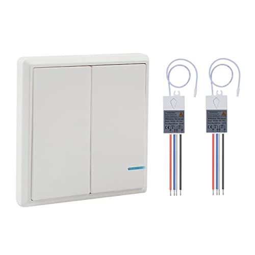 Incredible Wireless Wall Switches Amazon Com Wiring Cloud Staixuggs Outletorg