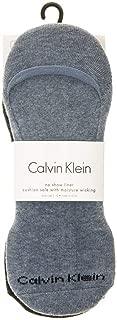 Calvin Klein Sneaker Liner Mens Socks Blue