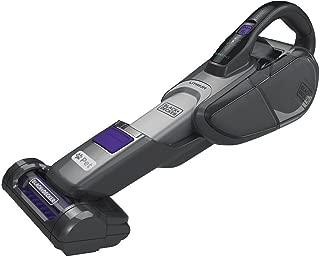 BLACK+DECKER Pet dustbuster Handheld Vacuum, Cordless, Scented Filter (HHVJ325BMP07)