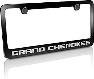 Best license plate frames jeep grand cherokee Reviews