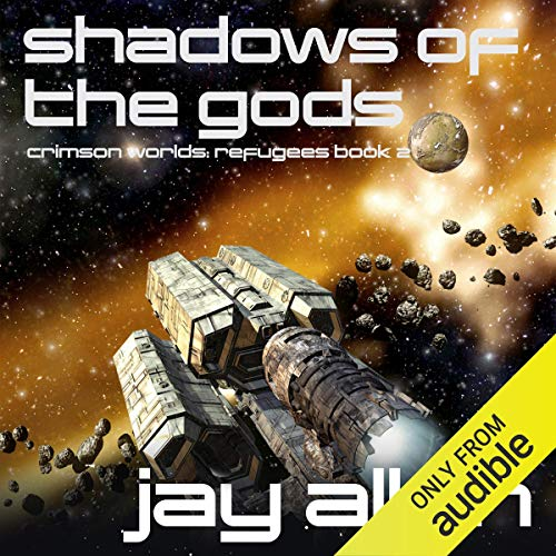 Shadows of the Gods cover art