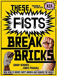 These Fists Break Bricks: How Kung Fu Movies Swept America and Changed the World