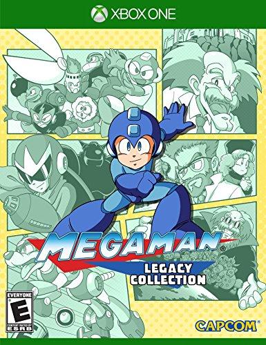 Mega Man Legacy Collection [Importación USA]
