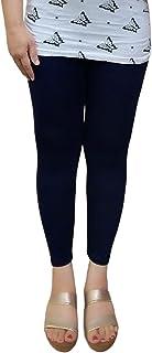 Vagisha Women's Cotton Lycra Ankle Length Leggings(VAGISHA_ANKLE_LENGTH_LEGGINGS)