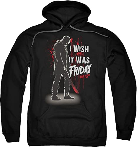 Friday the 13th - Sweat à Capuche I Pull pour Hommes de Vendrougei