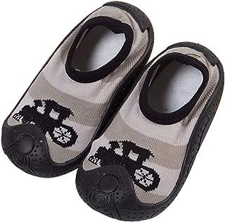 Summer Infant Socks Anti Slip Newborn Baby Boy Socks With Rubber Soles Cotton Socks