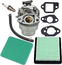 Panari Carburetor + Gasket + Air Filter Spark Plug for Honda GCV160 Engine HRB216 HRR216 HRS216 HRT216 HRZ216 Lawn Mower