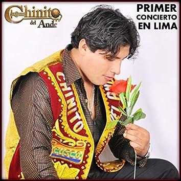 Primer Concierto en Lima