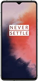 OnePlus 7T HD1907, 8GB RAM + 128GB Memory, GSM 4G LTE Factory Unlocked for AT&T T-Mobile, Triple Cameras, Single Sim, US M...
