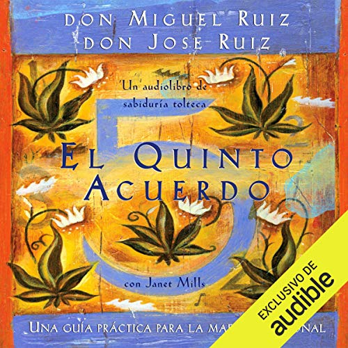 El quinto acuerdo [The Fifth Agreement] audiobook cover art