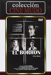 The Blot (1921) (Region 2)