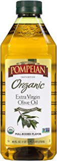 Pompeian Organic Extra Virgin Olive Oil - 48 Ounce