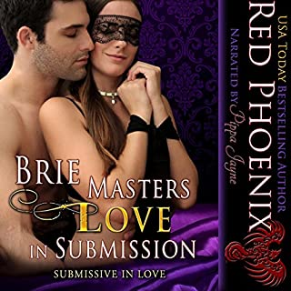 Brie Masters Love in Submission: Submissive in Love (Volume 3) audiobook cover art