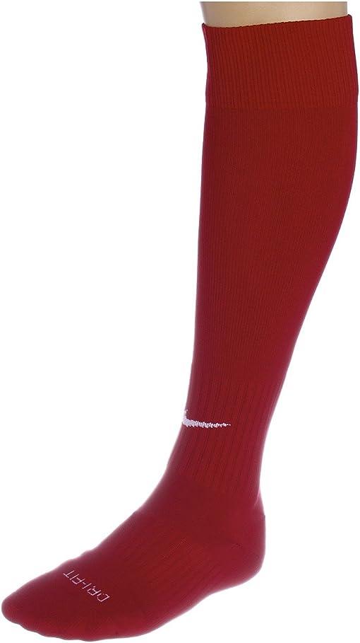 Varsity Red/(White)