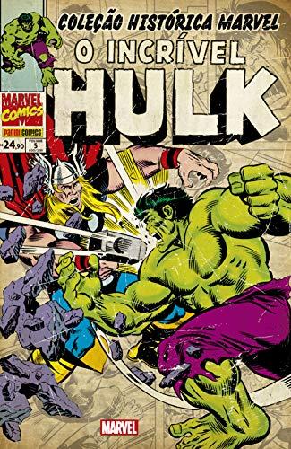 Coleção Histórica Marvel: O incrível Hulk v. 5