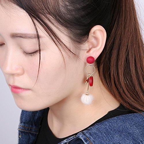 yotijar Collar de Colgantes de Diamantes de Imitación Sólidos de Oro Plateado