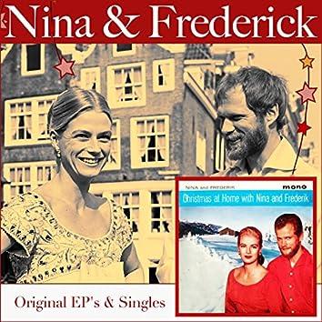 Christmas At Home With Nina & Frederick (Original UK EP's & Singles)
