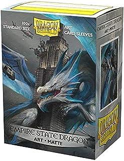 Dragon Shield Matte Art Sleeves Set of 100 Sleeves - Empire State Dragon