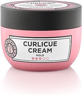 Maria Nila Curlicue Cream 100 ml - Hårkräm för Lockigt Hår. 100% Veganskt. Sulfatfritt och Parabenfritt.