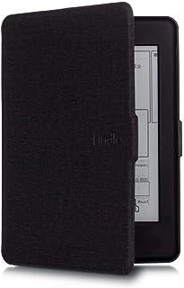 MOKASE Case for Kindle Paperwhite ModelNO:EY21/DP75SDI (Fits 2012,2013,2015,2016 Ver), Soft Cloth Hard Case Shell Shoc...