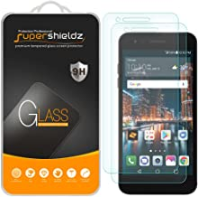 (2 Pack) Supershieldz for LG (Tribute Dynasty) Tempered Glass Screen Protector, Anti Scratch, Bubble Free
