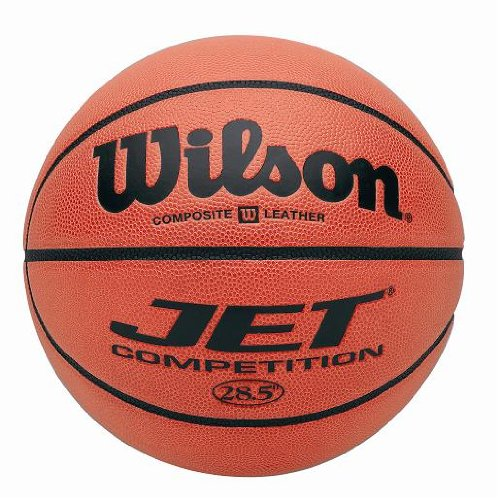 Save %22 Now! Wilson Jet Competition Game Basketball (28.5-Inch)